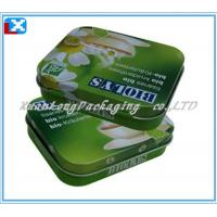 Wholesale mint tin box for promotion from china suppliers