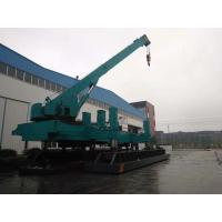 China No Noise Static Hydraulic Pile Driving Machine For Real Estate Foundation on sale