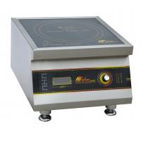 Wholesale High Efficiency Countertop Induction Burner , Industrial Induction Cooktop Durable from china suppliers