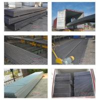china metal bar grating exporter