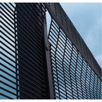 Wholesale 358 High Security Anti Climbing Garden Steel Welded Wire Mesh Fence Panel from china suppliers