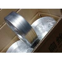Wholesale Cooper Coat Galvanized Flat Wire For Stitching / Carton Binding Wire from china suppliers