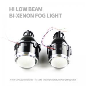 Wholesale IPHCAR 2.5/3.0 Hi lo beam waterproof hid fog lamp wih bracket from china suppliers