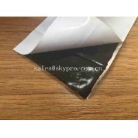 UV Protection Molded Rubber Products Rubber Sheet Roll Asphalt Roofing Heat - Resistant For Doors