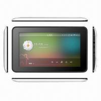 Wholesale 7 inch Capactive Screen Tablet PC with Rockchip 2926, Cortex-A9 CPU and Android 4.1 OS from china suppliers