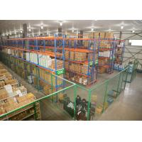 Wholesale Selective Adjustable  Double Deep Storage  Racking systems 500-5000kg / Level from china suppliers