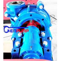 Wholesale High Head Wear Resistant Rubber horizontal centrifugal slurry pump china factory price from china suppliers