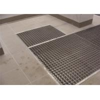 Wholesale Carwash Shop Pressure Locked Steel Grating Durable High Strength Material from china suppliers