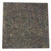China Brown Granite Tile, New Granites, Customized Designs and Patterns Accepted for sale