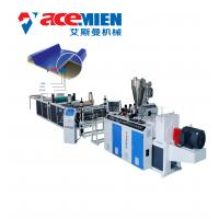 Wholesale PVC Corrugated Sheet Making Machine , Roofing Tile Making Machine 200 Kw from china suppliers