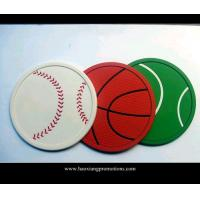 Wholesale customized soft pvc cheap beer coaster with logo for advertising from china suppliers