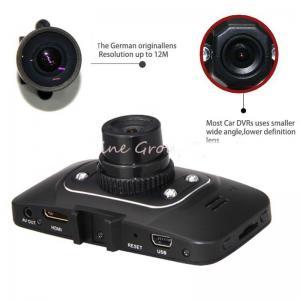 Quality TFT Screen Car Blackbox DVR , Vehicle Camera G-sensor HDMI HD 1080P for sale