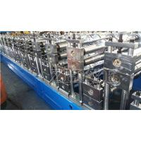 Wholesale Design Colorful Blue 50T  Double Profile Corrugated Machine For Roofing Sheets from china suppliers