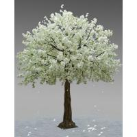 Wholesale artificial cherry tree high simulation large outdoor ornamental flower plants from china suppliers