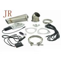 Wholesale 3 Inch Sliver Valve Controlled Exhaust SystemsExhaust Cutout Kit Easy Operation from china suppliers