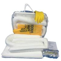 China Emergency oil spill kit, 30 L spill kit, oil leaking absorbent kit, oil cleaning kit on sale
