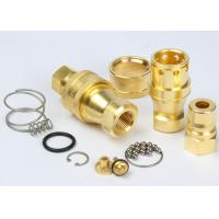 Wholesale Precision Machining Hydraulic Quick Connect Couplings KZD For Equipment Maintenance from china suppliers