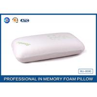 China Custom Hotel Traditional Original Memory Foam Pillow Side Sleeper For Pressure Relief on sale
