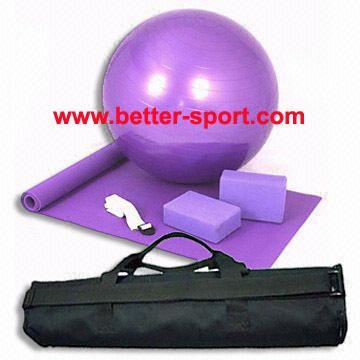 Quality yoga mat, yoga bag, yoga ball for sale