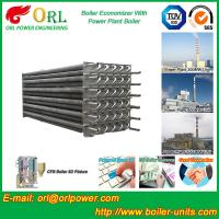 Quality Water Tube Boiler Stack Economizer Alloy Steel , Power Plant Economizer For for sale