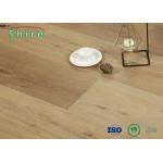China Fireproof SPC Flooring Interlocking Vinyl Plank Flooring With 3.5-5.5MM Regular Thickness for sale