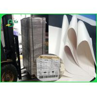 China 45gsm 48.8gsm 50gsm Good Elasticity And Opacity 30LB Newsprint Paper For Office for sale