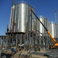 Quality Cement storage silos for wheat EB20015 for sale