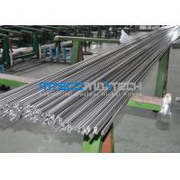 Wholesale ASTM A269 / A213 Stainless Steel Instrumentation Tubing Cold Drawn 6096mm from china suppliers