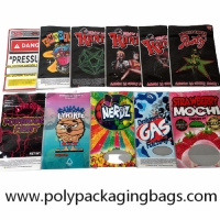 China 100g Doy Pack Aluminum Foil Bags For Packing Ground Coffee/Mylar Machine Sealing Digital Printing Bags on sale
