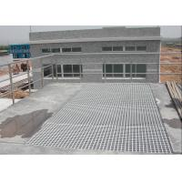 Wholesale Free Sample Light Weight Plastic Floor Grating Square Hole 25MM from china suppliers