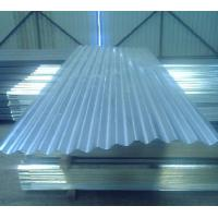 Wholesale SGCC, SGCH, G550 JIS hot dipped Steel Galvanized Corrugated Roofing Sheet / sheets from china suppliers
