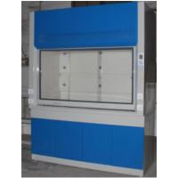 China Galvanized Stainless Steel Fume Hood , Stainless Steel Cleanroom Furniture For Experiments on sale