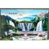 Wholesale OK3D large 3d lenticular pictures printing motion 3d with motion and flip effect on injekt printer or UV printer from china suppliers