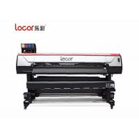 China 1.8M Wide Format Water Based Inkjet Printing Machine Dye Sublimation Printers on sale