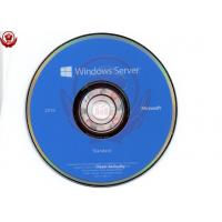 Wholesale 64 Bit Full Version Microsoft Windows Server 2016 OEM DVD COA Sticker from china suppliers