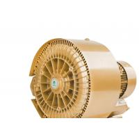 Buy cheap 5.5kW Double Stage Silvery Color High Pressure Side Channel Blower for Vacuum Conveying from wholesalers