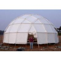 Wholesale Outdoor Inflatable Bubble Tent For Event , Camping With PVC Tarpaulin Material from china suppliers