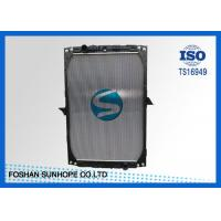 Wholesale DAF XF95 Heavy Duty Truck Radiators 48mm Core Aluminum Alloy Max Cooling Efficiency from china suppliers