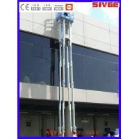 Wholesale Multi Mast Type Vertical Mast Lift 16m Platform Height With 160 kg Load from china suppliers