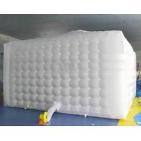 China Hot sale used inflatable tent/inflatable cube tent for sale on sale