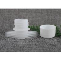 Wholesale Flexible Packaging Bag Spout Caps In Plastic PE Food Grade 24.5 Nozzle Outer Diameter from china suppliers