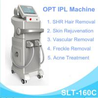 Buy cheap Stationary SHR IPL Hair Removal Machine , Multifunction Elight IPL Beauty from wholesalers
