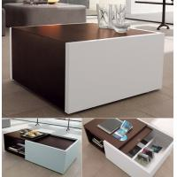 Wholesale Wenge/White Sorage Coffee Table,Telescopic/Scalability/Enlarge/Elongated Tea Table from china suppliers