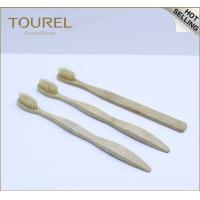 Wholesale Pure Bamboo Natural Toothbrush Environmentally Friendly Eco Gentle Soft Medium Hard Bristles from china suppliers