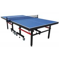 Buy cheap Indoor Professional MDF Foldable and Movable Table Tennis Table with Wheel Easy from wholesalers