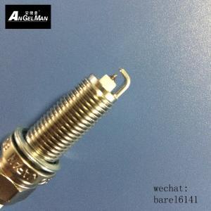 Quality Iridium spark plug , Toyota Spark Plugs DENSO SC20HR11 OE 90919-01253 For Toyota length 26.5 mm for sale