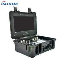 Wholesale Portable COFDM Monitor Hd Receiver Box , Wireless Video Transmitter And Receiver from china suppliers