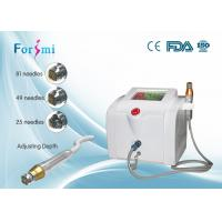 Buy cheap MicroNeedles Fractional RF microneedling wrinkles for face acne scars jeisys laser floracelle from wholesalers