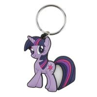 Wholesale Custom My Little Pony Cartoon Design Key Ring, 3D soft Touch Flexible PVC Key Chains from china suppliers