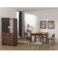 Wholesale 2016 Nordic Design Small Dining room furniture by Enlargeable Tables with Chairs and Wine Cabinet from china suppliers